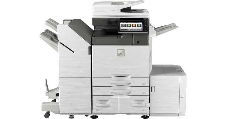 SHARP MX-3061 from £66 per month!