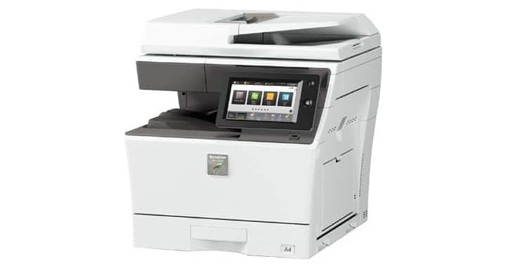 SHARP MX-C303W  from £33 per month!